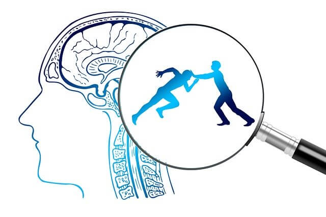 En bekymret hjerne vil forsøge at holde dig i ro.